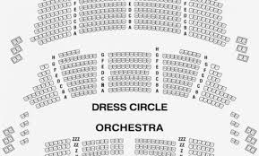 51 Complete Cibc Theater Chicago Seating Chart