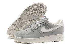 nike air force 1 basse. Air Force One Nike Basse Grise 1 I