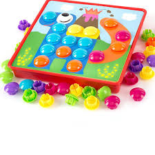 Bộ đồ chơi lắp ráp 3D rèn luyện trí thông minh cho trẻ em, Giá tháng 11/2020