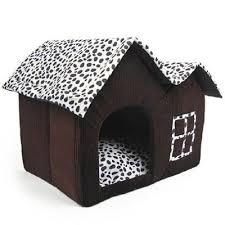 Oraunent Pets House Pet Dome Tent Bed Washable Dog <b>Cat</b> ...