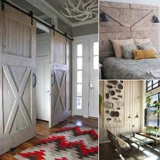 Image of: Excellent Interior Barn Doors For Homes