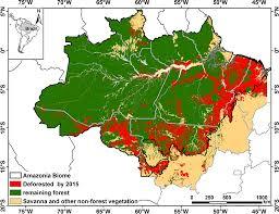 amazon rainforest deforestation. Interesting Rainforest Deforestation Of The Brazilian Amazon  Oxford Research Encyclopedia  Environmental Science Intended Rainforest O