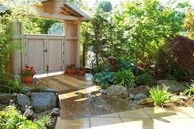 Nguyên tắc thiết kế sân vườn tiểu cảnh theo phong thủy