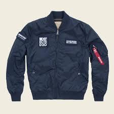 Defected X Alpha Industries Jacket