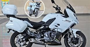 <b>600cc</b> All-New <b>Benelli BJ600</b> GS Tourer Revealed