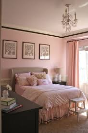 Light Brown And White Bedroom
