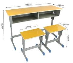 school desk and chair combo. School Table And Chairs Combo Desk Chair With Attached Modern O