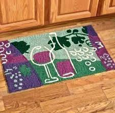 sunflower kitchen rugs red kitchen rugs bright