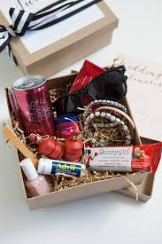 how to make a darling bridesmaid survival kit