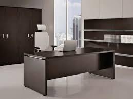 modern executive office desk  cute interior and executive