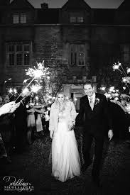 barnsley house winter wedding photo