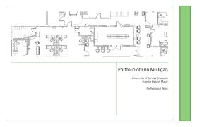 Interior Design Portfolio Ideas portfolio of erin mulligan university of kansas graduate interior design