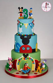40 Mickey Mouse Party Ideas Mickeys Clubhouse Pretty My Party