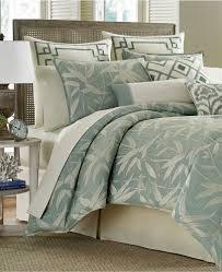 tommy bahama bamboo breeze cal king comforter set pale