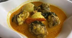 Indonesia punya banyak resep gulai ya? Resep Gulai Otak Sapi 3 Piring Sehari