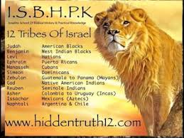 The Hebrew Israelites 12 Tribe Sign Was A Lie Youtube