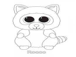Unique Beanie Boo Coloring Pages To Print Top Free Printable
