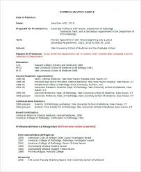 Medicine Curriculum Vitae Format Billing Assistant Resume Resume ...