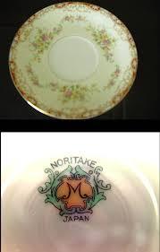 Nippon Patterns 1911 To 1921 Beauteous Japanese Noritake Porcelain