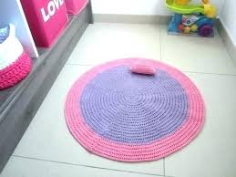 baby girl rugs rug for bedroom nursery area white image 0 round pink