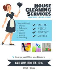 House Cleaning Services Flyers 640 House Cleaning Customizable Design Templates Postermywall