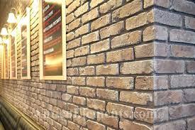 faux brick walls decorative brick wall how to build an interior fake brick wall decorative brick wall panels faux brick walls nz faux brick interior wall