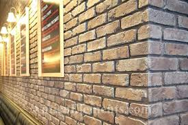faux brick walls decorative brick wall how to build an interior fake brick wall decorative brick wall panels faux brick walls nz faux brick interior wall
