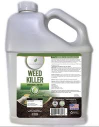 Natural armor weed & grass killer is based on citrus, sodium, glycerin, essential oil, water and acetic acid (vinegar). Amazon Com Natural Elements Weed Killer Pet Safe Safe Around Children Natural Herbicide 1 Gallon Garden Outdoor