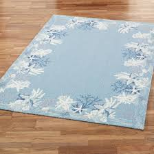 light blue rugs
