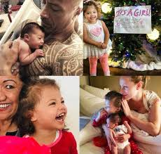 Dwayne Johnson (The Rock) family: wife, ex-wife, kids ...