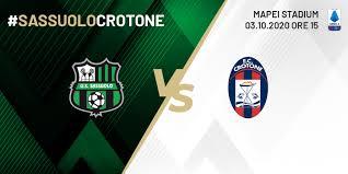 SASSUOLO-CROTONE: 500 biglietti acquistabili online per gli abbonati 19/20  – U.S. Sassuolo Calcio