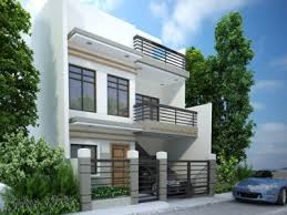17 Best Ideas About Two Storey House Plans On Pinterest New 2 Two Storey Modern House Designs