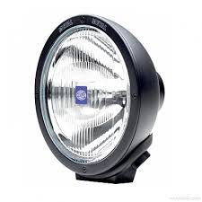 hella hella rallye 4000 single halogen pencil beam lamp 12v black hella rallye 4000 halogen head light