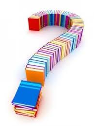 Bildresultat för bookshelf questionmark