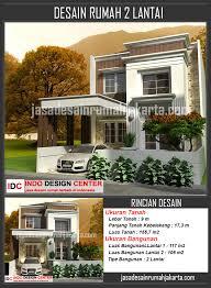 desain rumah minimalis 2 lantai rumah 2 lantai modern gambar