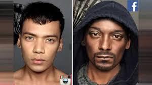 using his makeup skills man makeup transformationancient black china the mongols tips