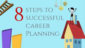 steps to successful career planning 8 steps to successful career planning