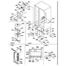amana side by side refrigerator parts model srd27s4lp1190306wl Residential Electrical Wiring Diagrams at Search Ksre25fhbt00 Wiring Diagram