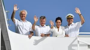 Jan 31, 2021 · das traumschiff nimmt kurs auf burma, heute offiziell myanmar genannt. Die Kapitane Von Das Traumschiff Zdfheute
