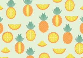 Pineapple Pattern Enchanting Pineapple Pattern Free Vector Art 48 Free Downloads