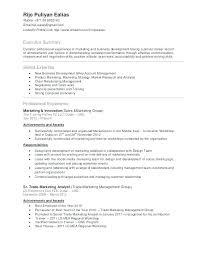 Flight Attendant Resume Templates Beauteous Flight Attendant Resume Example For Emirates Cabin Crew No Template
