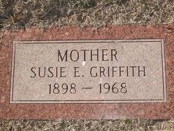 Susie Elizabeth Wilemon Griffith (1898-1968) - Find A Grave Memorial