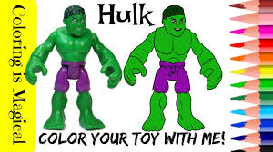 Printable hulk coloring pages online for free. Color Your Marvel Incredible Hulk Toy