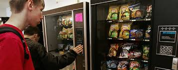 Vending Machine Theft Prevention Extraordinary Vending Machines Try Electronic SelfDefense WSJ