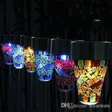 decorative solar lighting. 2018 Solarstars Solar Powered Lamp Mosaic Ground Insert Garden Border Post Stake Lights Lawn Landscape Decorative Outdoor Yard Led From Solarstars, Lighting I