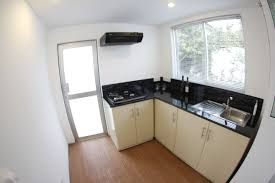 Kitchen Design Ideas In Sri Lanka Pantry Unit Of The Container House Built In Sri Lanka By