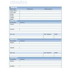 Meeting Minutes Template Microsoft Word Meeting Minutes Template For Word 2003 Prahu
