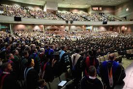 Harding Graduation