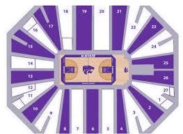 K State Basketball Seating Chart K State Alumni Association K State Basketball Pack The