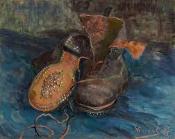 vincent van gogh a pair of boots 1887 the baltimore